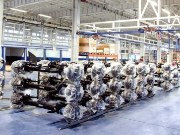 Axle Production Line