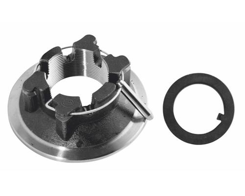 FOX Axle Lock Nut With Thrust Washer