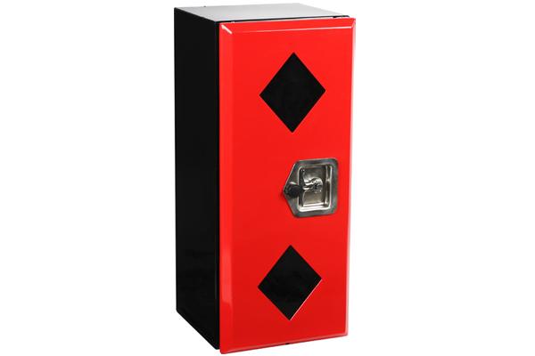 جعبه کپسول آتش نشانی تریلی فوکس